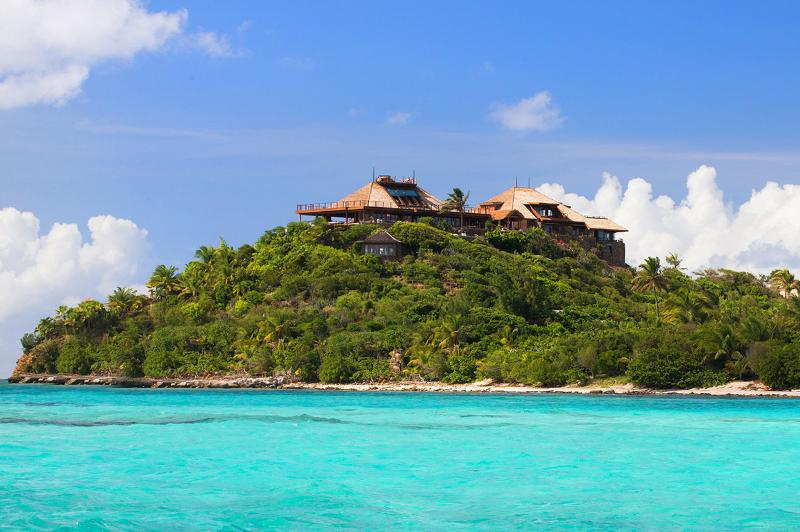 The Great House Master Suite and Rooms on Necker Island, Sleeps 2 - Image 1 - Necker Island - rentals