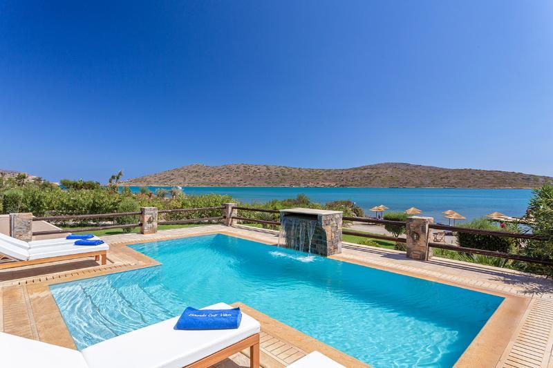 Elounda Villa, Sleeps 8 - Image 1 - Agios Nikolaos - rentals