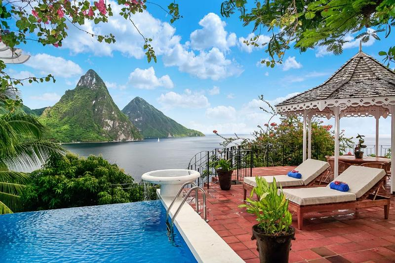 Le Gallerie, Sleeps 10 - Image 1 - Soufriere - rentals