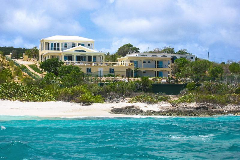 Beachcourt Villa, Sleeps 16 - Image 1 - Island Harbour - rentals
