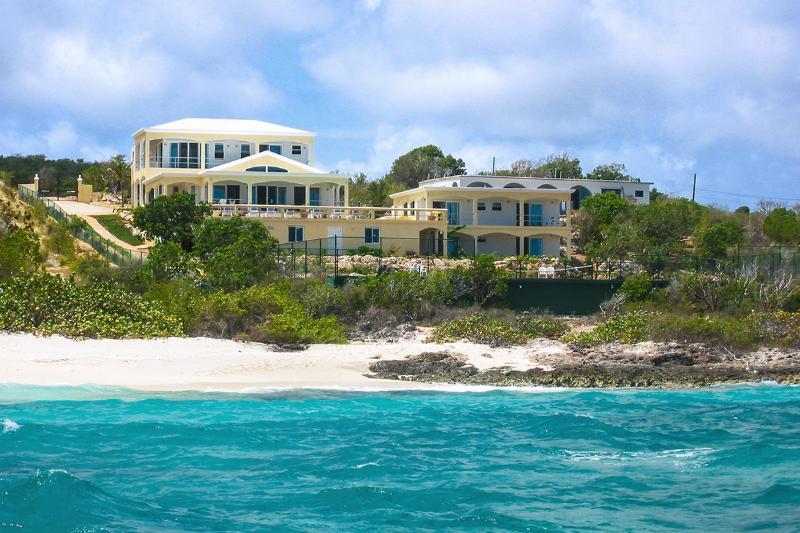 Beachcourt Villa, Sleeps 8 - Image 1 - Island Harbour - rentals