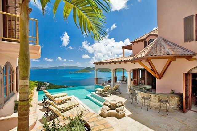 Villa Carlota, Sleeps 10 - Image 1 - Peter Bay - rentals