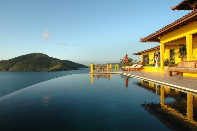 Golden Pavilion, Sleeps 8 - Image 1 - Tortola - rentals