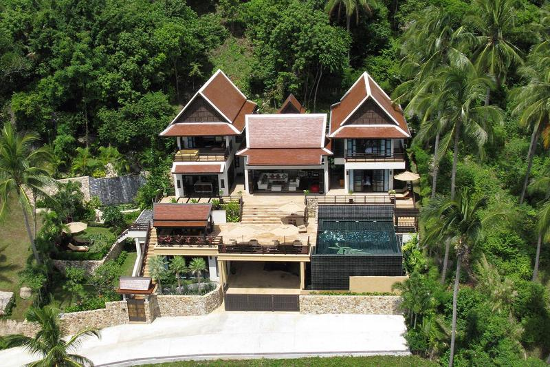 Golden Palm Villa, Sleeps 10 - Image 1 - Chaweng - rentals