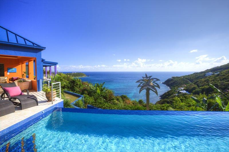 Mare Blu, Sleeps 8 - Image 1 - British Virgin Islands - rentals