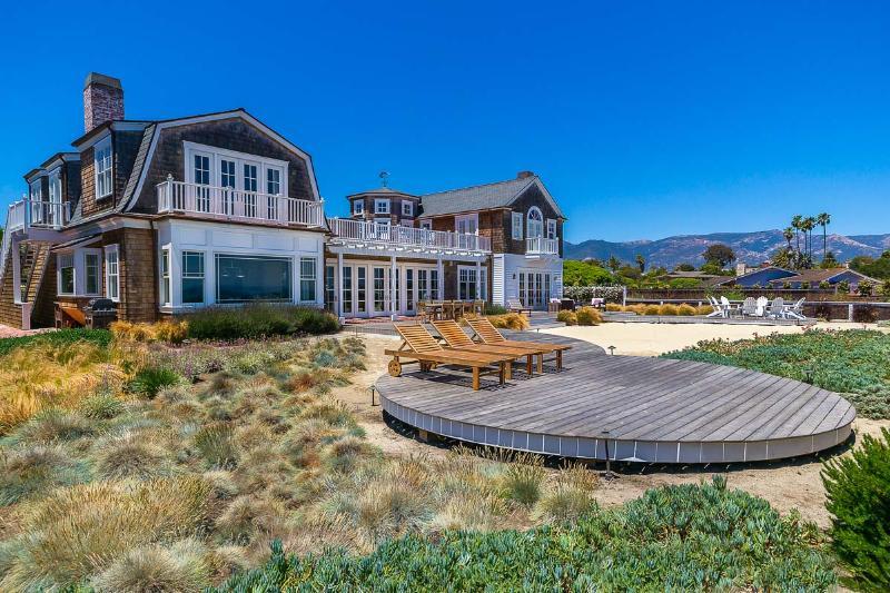 Santa Barbara Beach Club, Sleeps 10 - Image 1 - Santa Barbara - rentals