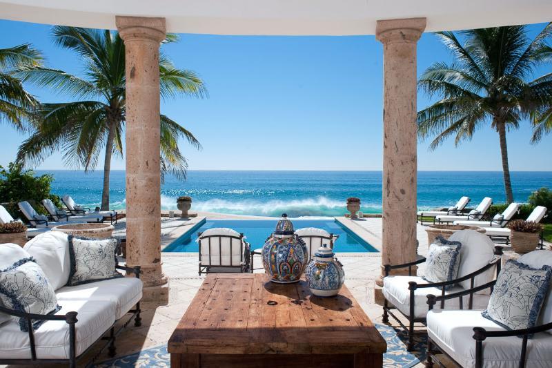 Beachfront Villa 462, Sleeps 10 - Image 1 - San Jose Del Cabo - rentals