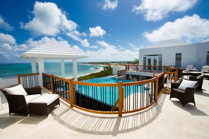 Luxury 7 bedroom Turks and Caicos villa. Gorgeous beachfront property! - Image 1 - Providenciales - rentals