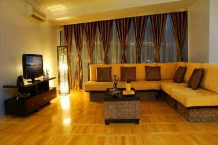 One McKinley Place 23G - 120 sqm Includes Parking - Image 1 - Taguig City - rentals
