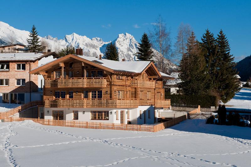 Alexandra, Sleeps 6 - Image 1 - Sankt Anton Am Arlberg - rentals