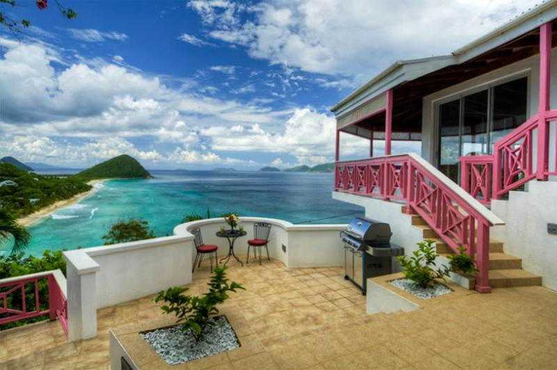 Sunset House, Sleeps 11 - Image 1 - Long Bay - rentals