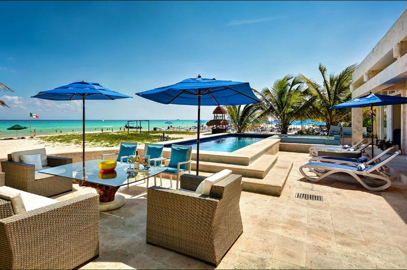Beach House, Sleeps 8 - Image 1 - Playa del Carmen - rentals