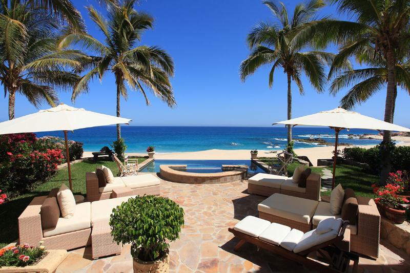 Beachfront Villa 471, Sleeps 6 - Image 1 - San Jose Del Cabo - rentals