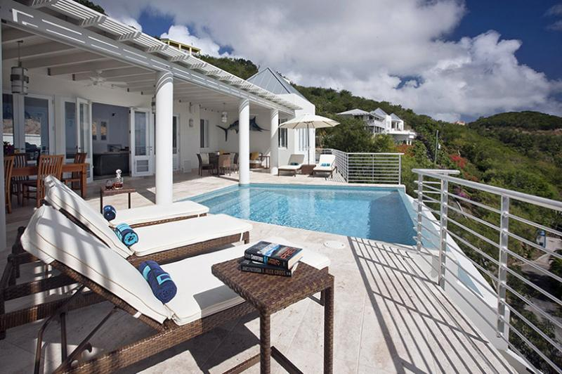 Villa Mas, Sleeps 10 - Image 1 - Flag Hill - rentals