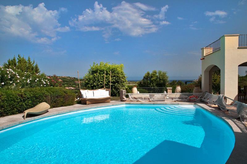 Villa La Breeze, Sleeps 10 - Image 1 - Porto Cervo - rentals