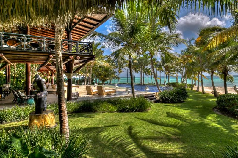 Las Hamacas Beachfront at Cap Cana, Sleeps 12 - Image 1 - Punta Cana - rentals