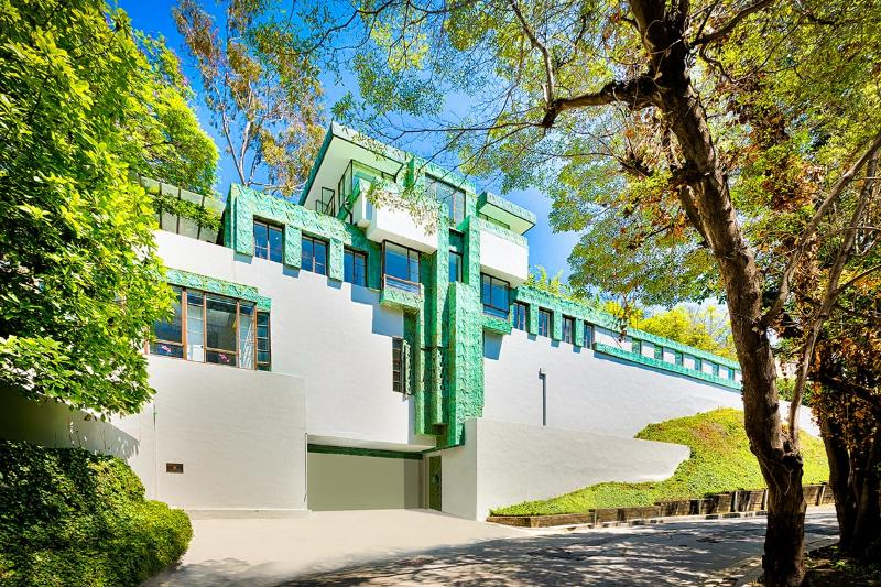 The Samuel Novarro House, Sleeps 8 - Image 1 - Hollywood - rentals