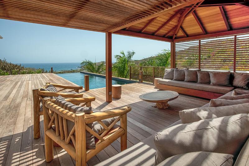Villa Coco Rock, Sleeps 4 - Image 1 - Petit Cul de Sac - rentals