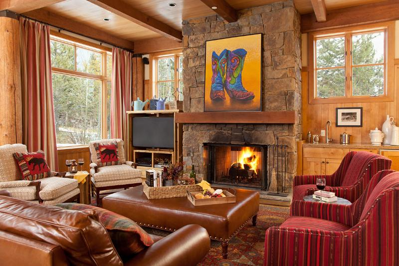 Granite Ridge Lodge 1, Sleeps 12 - Image 1 - Teton Village - rentals