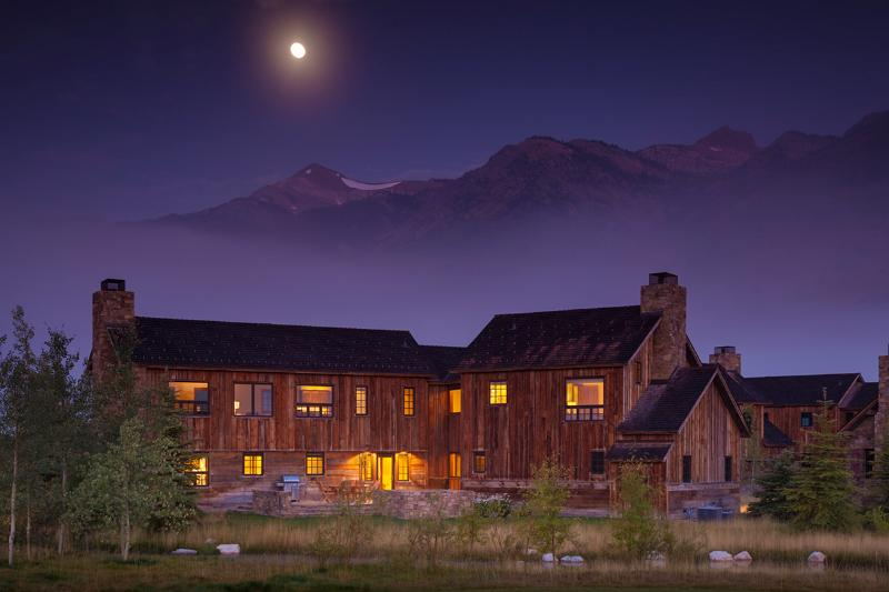 Shooting Star Cabin 6, Sleeps 11 - Image 1 - Teton Village - rentals