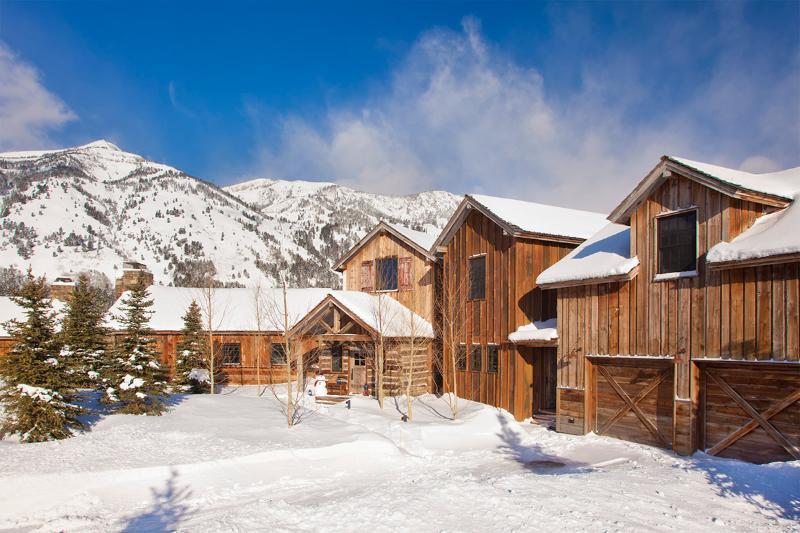 Shooting Star Cabin 9, Sleeps 14 - Image 1 - Teton Village - rentals