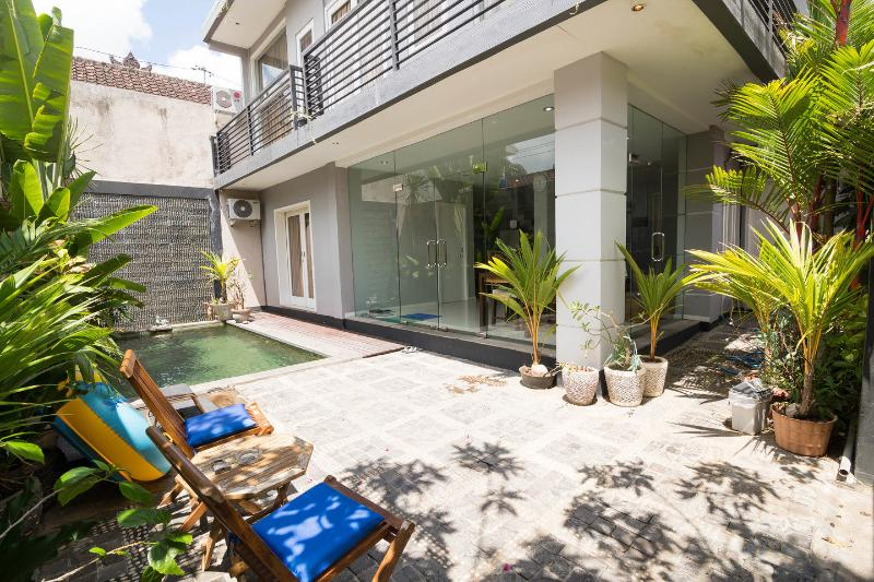 The Pool - 3 Bedroom Villa at Seminyak with Private Pool - Seminyak - rentals