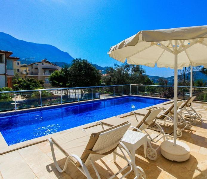 Ekin Apartment Fabio (3) - Image 1 - Kalkan - rentals