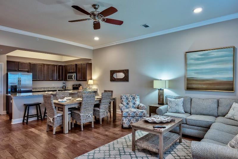 Living room - ALERIO A401 - Miramar Beach - rentals
