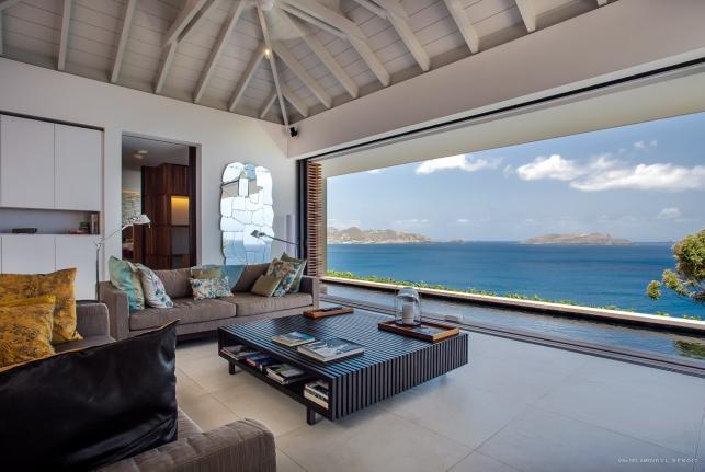 Villa BelAmour St Barts Rental Villa BelAmour - Image 1 - Anse Des Cayes - rentals