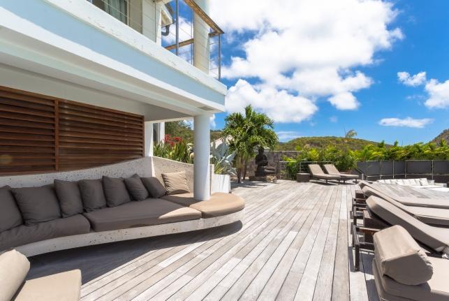 Villa Shiro St Barts Rental Villa Shiro - Image 1 - Pointe Milou - rentals