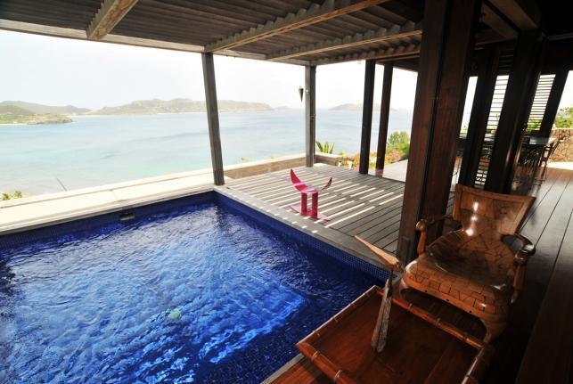 Villa Safari St Barts Rental Villa Safari - Image 1 - Mont Jean - rentals