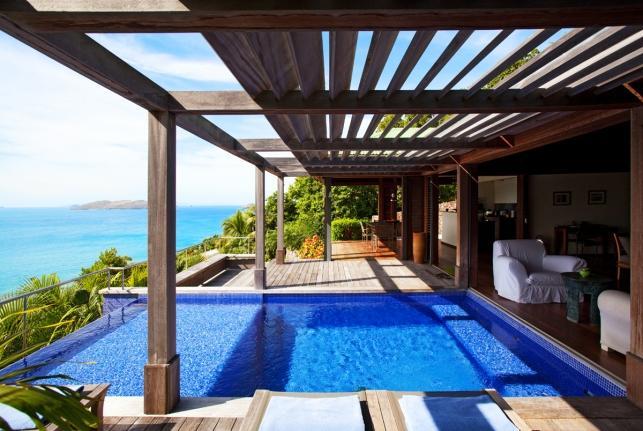 Villa Samsara St Barts Villa Rentals St Barts - Image 1 - Petit Cul De Sac Beach - rentals
