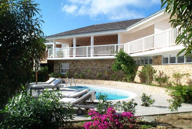 Villa Blissful Escape St Barts Rental Villa Blissful Escape - Image 1 - Pointe Milou - rentals