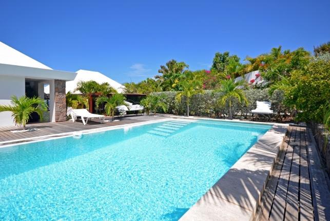 Villa Arabesque St Barts Rental Villa Arabesque - Image 1 - Toiny - rentals