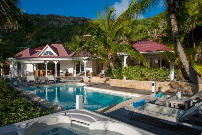 Villa Calypso St Barts Rental Villa Calypso - Image 1 - Vitet - rentals