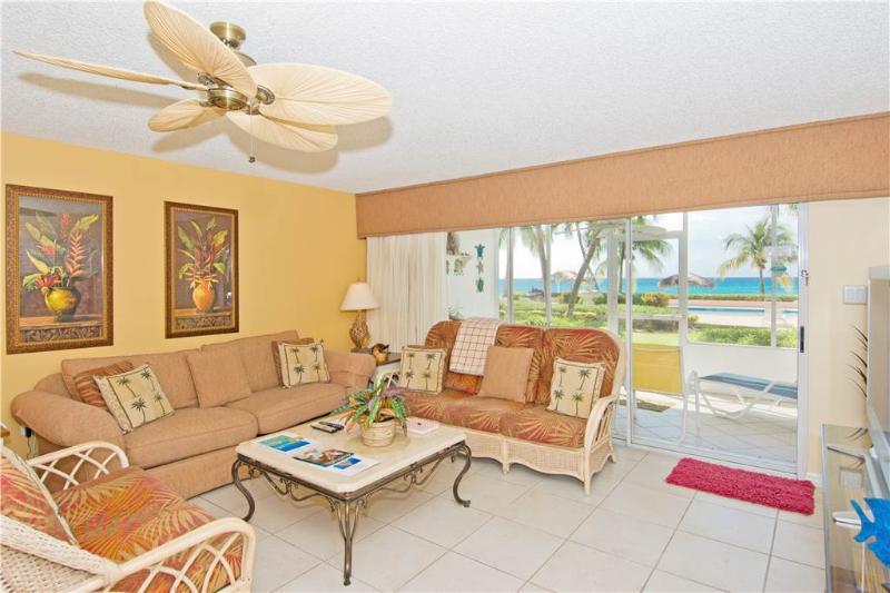 Ocean-front 2BR, direct walk to beach  #5 - Image 1 - Seven Mile Beach - rentals