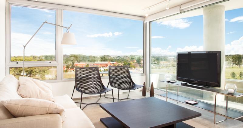 Modern & Spacious 2 Bedroom Apartment in Cassasco - Image 1 - Montevideo - rentals