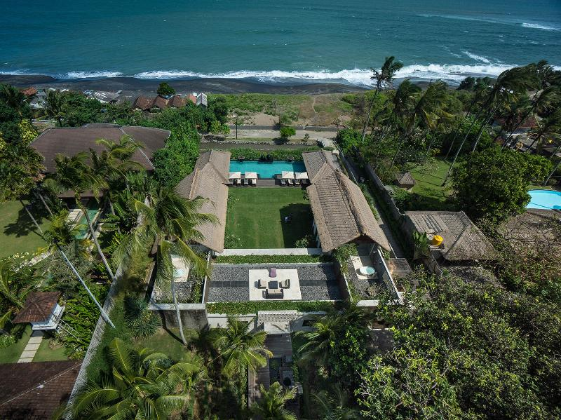 Seseh Beach Villa I - The villa and sea view - Seseh Beach Villa I - an elite haven - Canggu - rentals