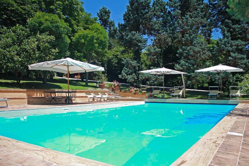 Villa,private pool,3 km from the sea,wi-fi,Pesaro - Image 1 - Pesaro - rentals