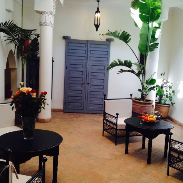 Riad Linda great  location  - 5 mins Jemma el Fna - Image 1 - Marrakech - rentals
