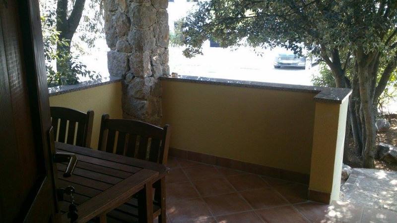 A1(4+1): terrace - 4467 A1(4+1) - Petrcane - Petrcane - rentals