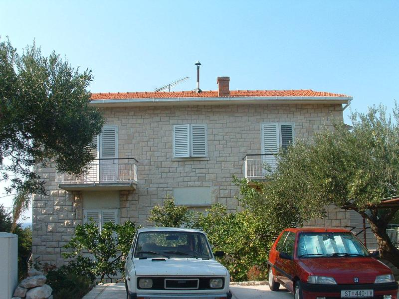 house - 00701POST Meri 1(4+1) - Postira - Postira - rentals