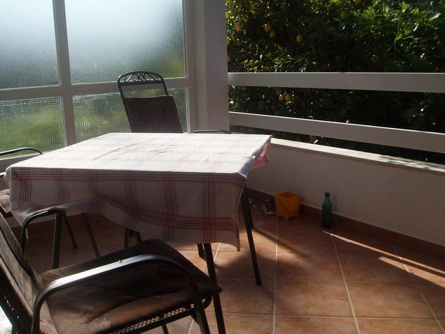 A1(7): balcony - 5126 A1(7) - Loviste - Loviste - rentals