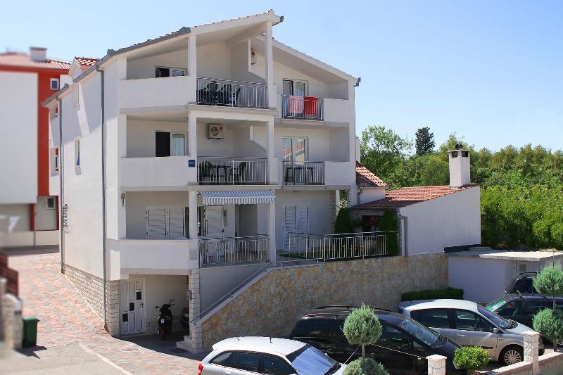 house - 5165  A3(4+2) - Okrug Gornji - Okrug Gornji - rentals