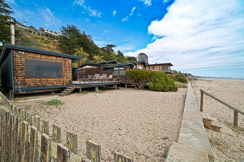 535/Hawley Beach House *ON THE SAND* 1 Night FREE for Off-season - 535/Hawley Beach House *ON THE SAND* 1 Night FREE for Off-season - Aptos - rentals