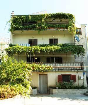house - 00313MAKA A1(4+1) - Makarska - Makarska - rentals