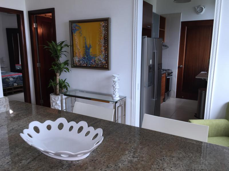 Your beautiful home! - Upscale condo at Amador Causeway with Ocean View - Panama City - rentals