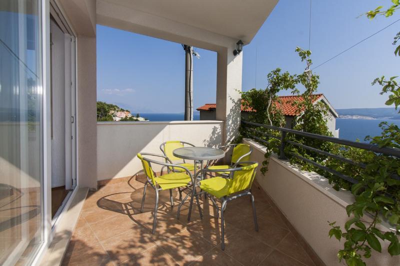 A1(6): terrace - 5647  A1(6) - Celina Zavode - Ruskamen - rentals