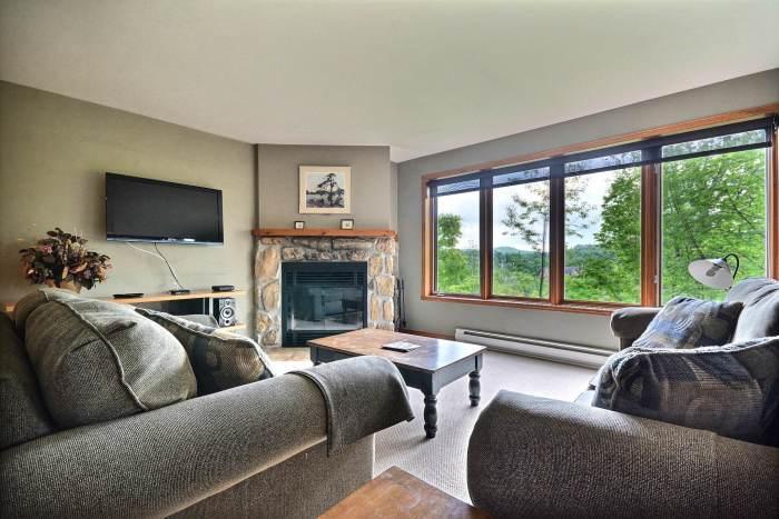 Comfortable House in Mont Tremblant (Les Haut-Bois   197-3) - Image 1 - Mont Tremblant - rentals