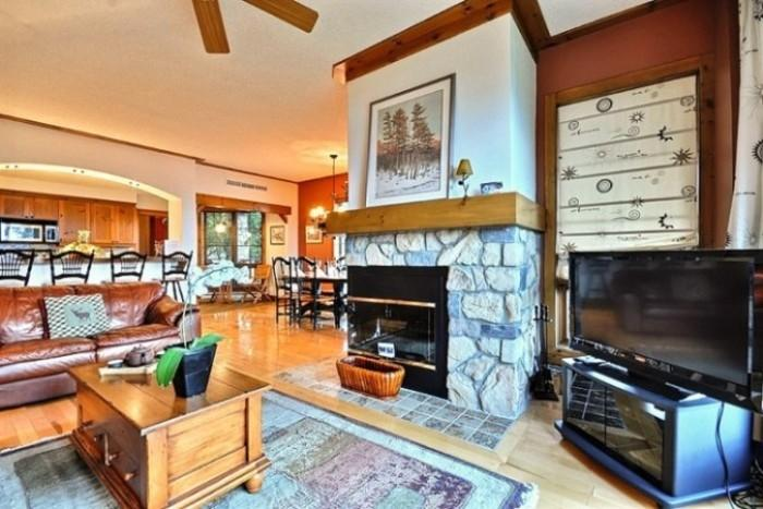Lovely House in Mont Tremblant (L'Equinoxe | 150-1) - Image 1 - Mont Tremblant - rentals